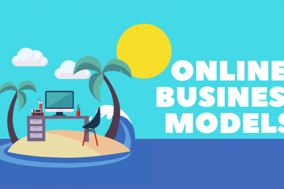 Internet small business model